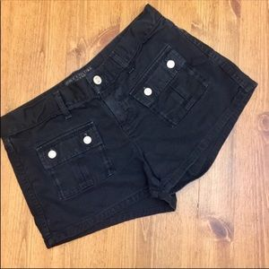 Juicy Couture Front Pocket Jeans Shorts